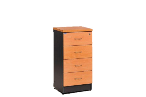 4-Drawer-Fixed-Pedestal