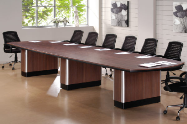 Boat-Shaped-Conference-Table