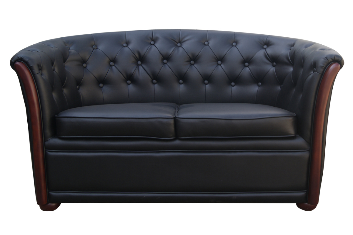 Chester Two Seater Leather Sofa Infinity Furniture Limited