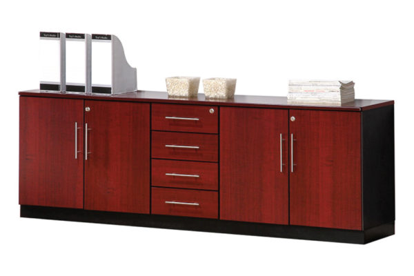 Executive-Low-Cabinet-With-Drawers