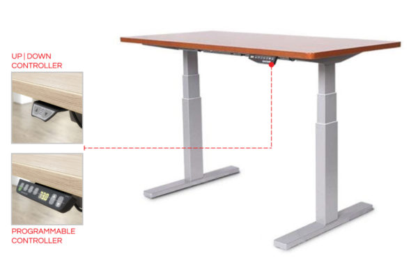Height-Adjustable-Table-Controller
