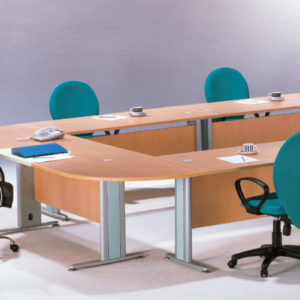 Neo-Series-Training-Table-U-Shaped