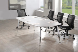Solo-Series-Boat-Shaped-Conference-Table
