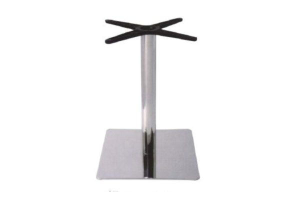 Mojito Stainless Steel Square Flat Base