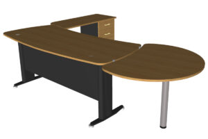 Neo-Series-Curved-Writing-Table