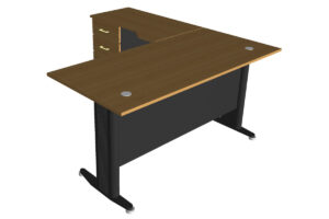 Neo-Series-Writing-Table-4-Drawer