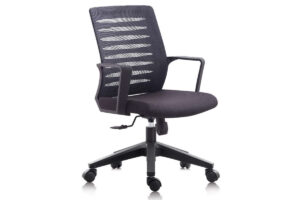Milan-Medium-Back-Chair-Side-BK