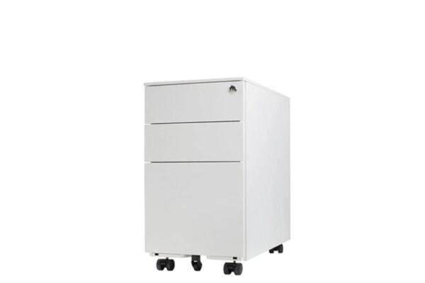 3-Drawer-Metal-Mobile-Pedestal