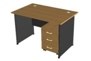 Writing-Table-Panel-Legs-3-Drawer-Mobile-Pedestal